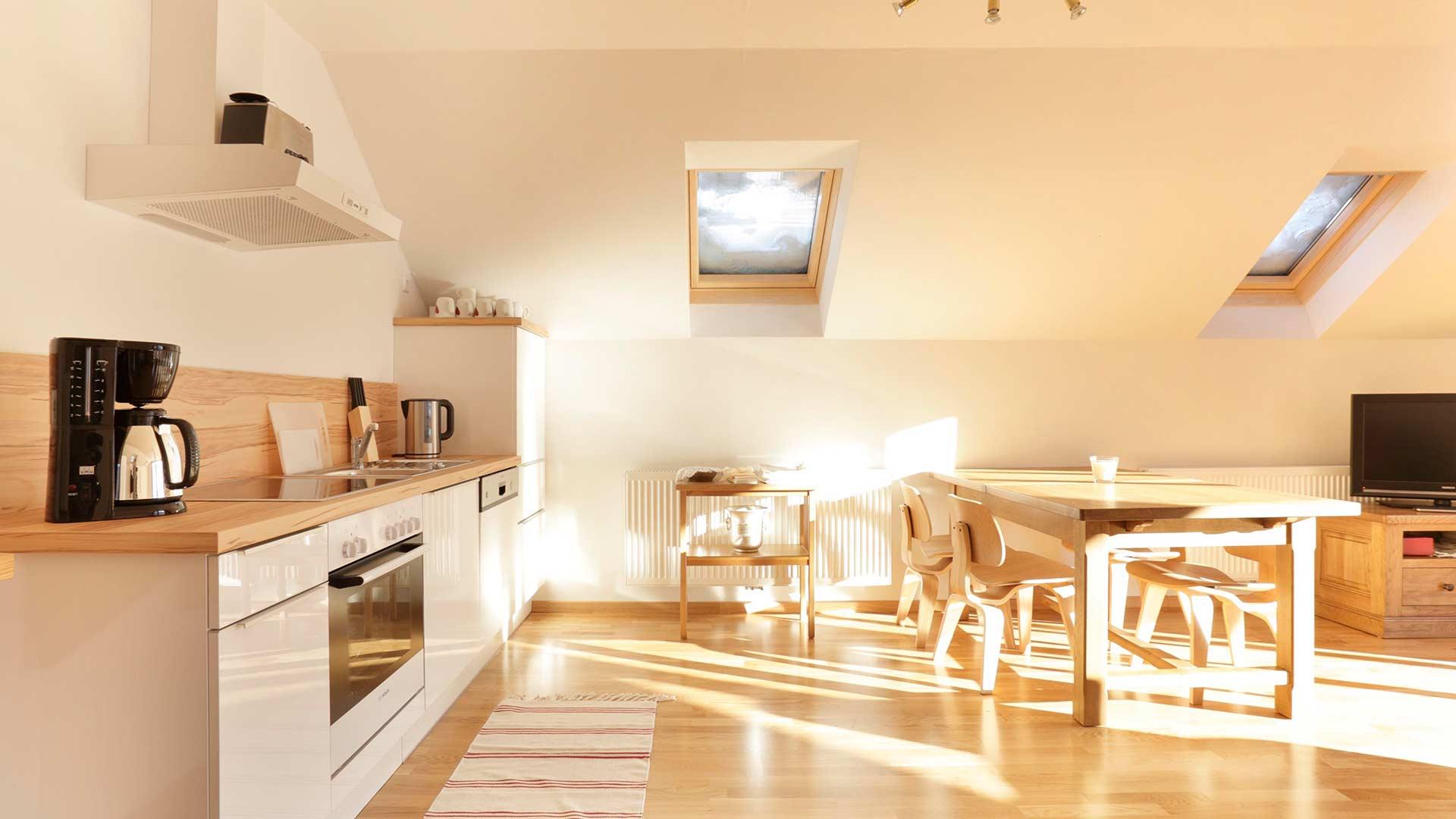 Appartement 12 - Küche 1
