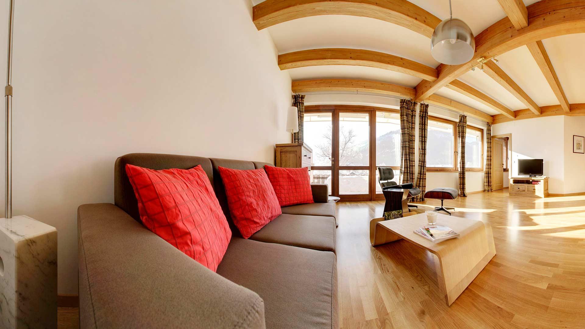 Appartement 2 - Wohmzimmer 2