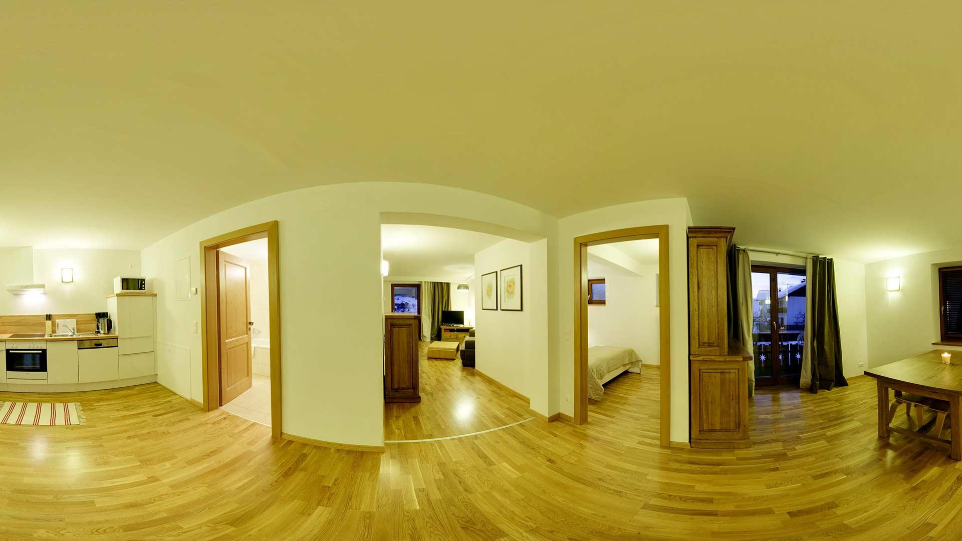 Appartement 7 - Übersicht 1