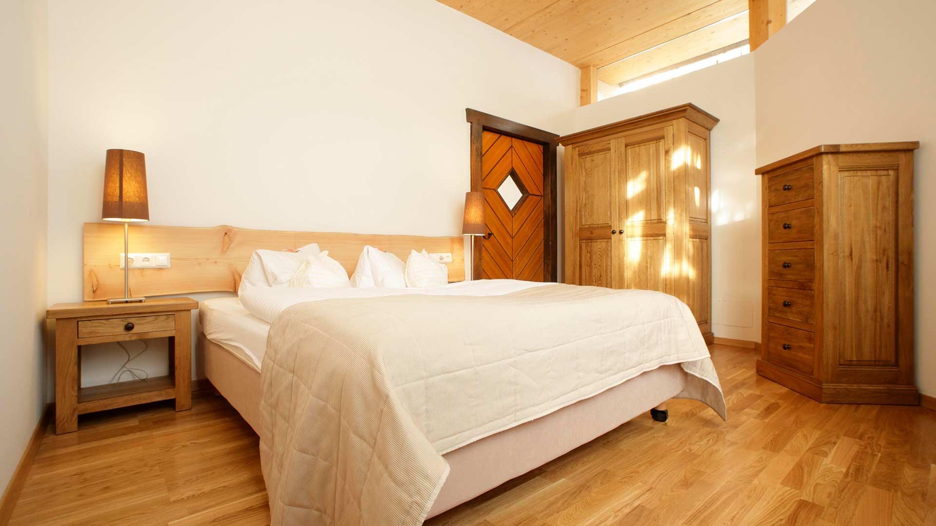 Appartement 1 - Schlafzimmer 2