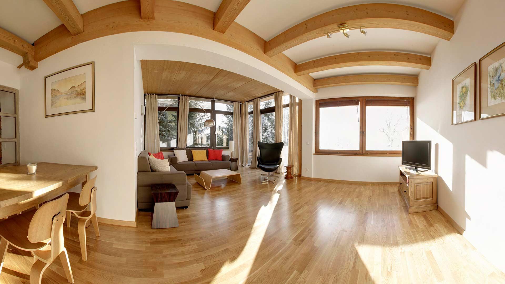 Appartement 1 - Überblick