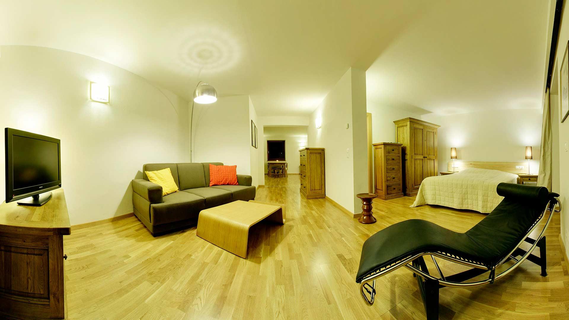 Appartement 7 - Überblick