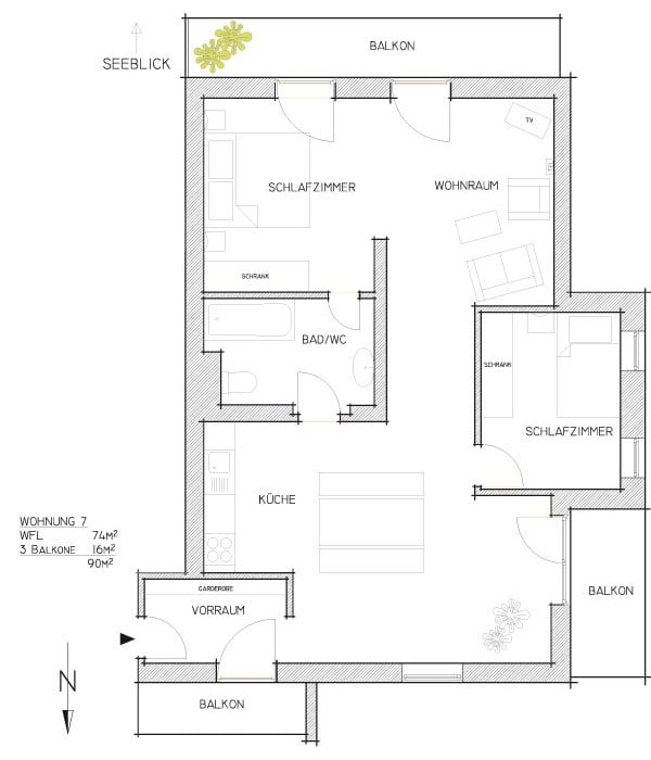 Appartement-7-Grundriss